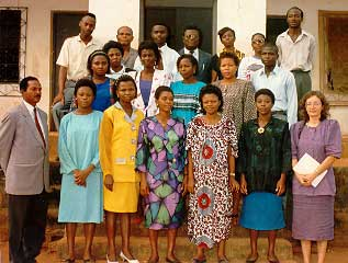 Secondary School Staff (1994)